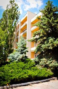 Санаторий Золотая нива Сергеевка