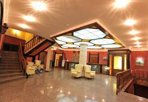 Гостиница Мисливський двір Киев