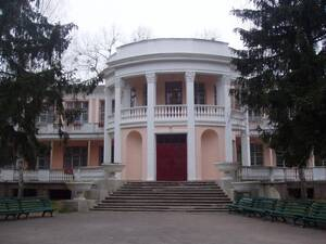 Санаторий Сосновый Бор Черкассы