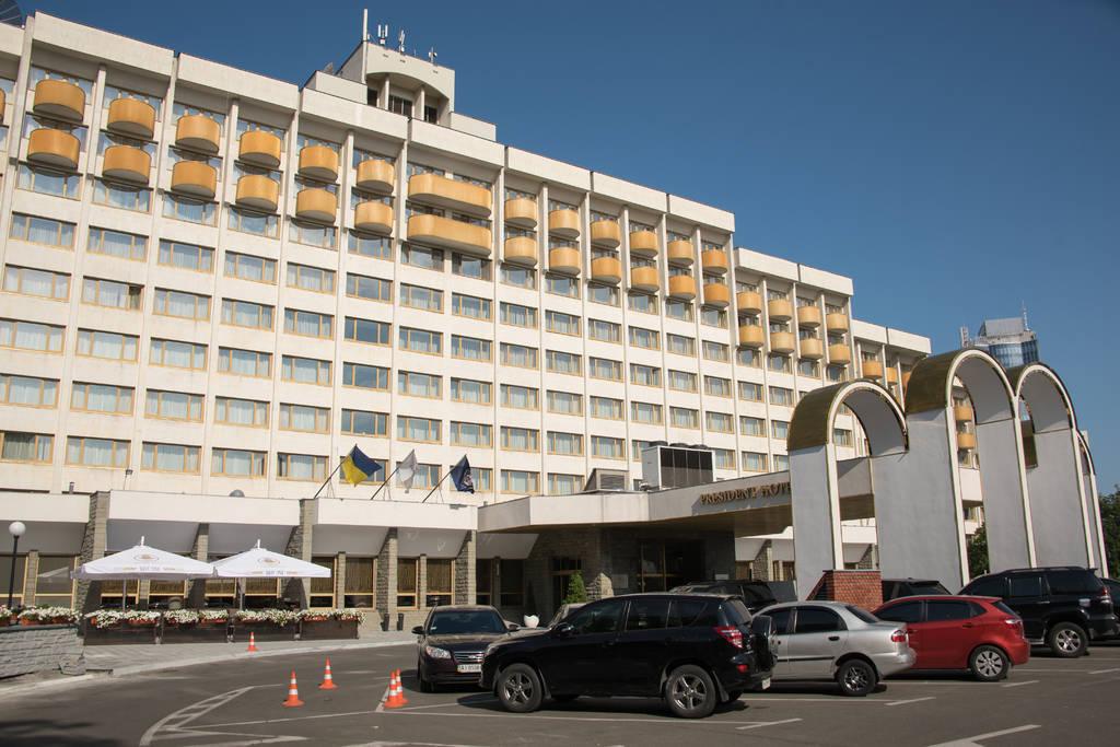гостиница президент отель москва вакансии