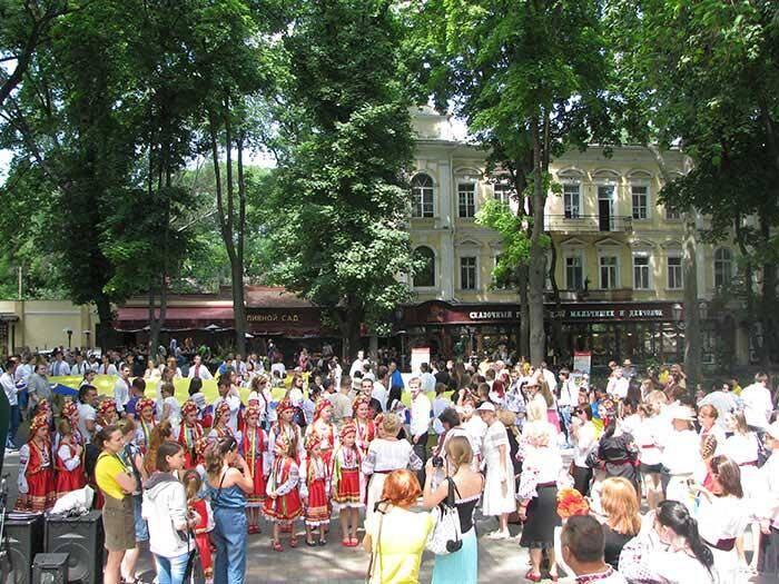 Одесский туристический фестиваль и Конференция