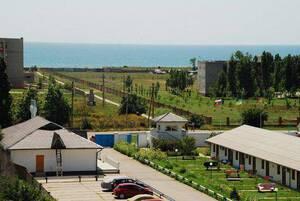 База отдыха Славутич Железный порт