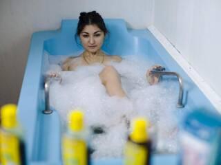 Лечебные ванны в спа-отделении
