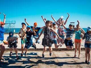 Детский лагерь Euro Camp Черное море (Скадовск) Херсон, Херсонская область