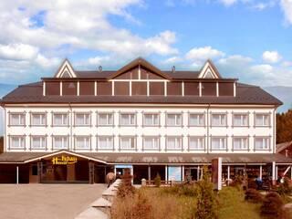 Гостиница Верховель Верховина, Ивано-Франковская область