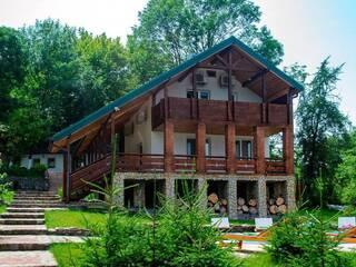 Незабутній відпочинок в гостинній садибі «Родинне гніздо» в селі Гармаки, Вінницька область