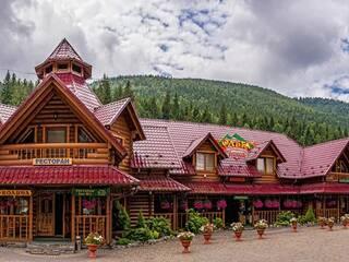 Гостиница Туристический комплекс Olga Татаров, Ивано-Франковская область