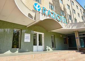 Гостиница Raziotel Никотель Николаев Николаев