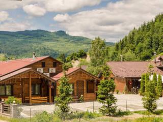 Гостиница VIP Апартаменты 5 КАМИНОВ Ясиня, Закарпатская область