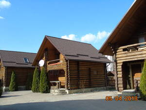 Мини-гостиница Wood-House Татаров