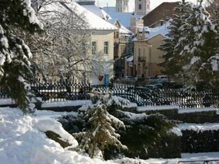Приезжайте в снежный Ужгород!!!