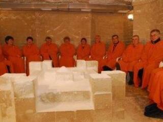 Спелеокамера (соляна печера) санаторію