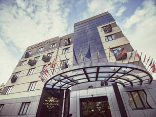 Гостиница Ambassador Plaza Киев, Киевская область