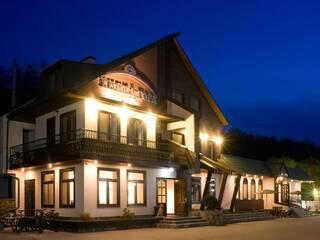 Гостиница Княжа Гора Канев, Черкасская область