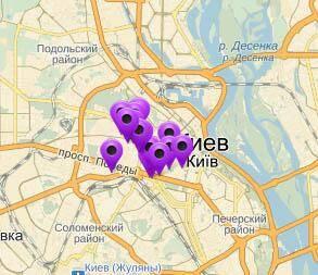 Кафе и рестораны Лукьяновки