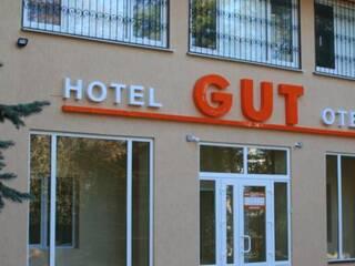 Гостиница Hotel GUT Краматорск, Донецкая область