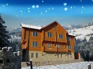 Мини-гостиница Панорама Карпат Яблуница, Ивано-Франковская область