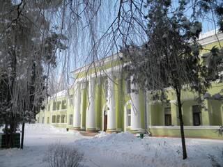 Санаторий зимой - хороший отдых и лечение