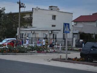 База отдыха Номер для отдыха Кирилловка Азовское море Кирилловка, Запорожская область