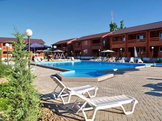 База отдыха SPA Hotel ANNA Кирилловка, Запорожская область