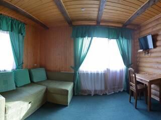 Семейный 2-х комнатный номер (2+2) с гостинной и отдельной спальней