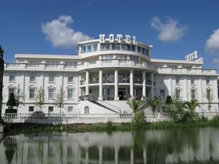 Гостиница Senator's Park Hotel Подгорцы, Киевская область
