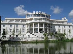Гостиница Senator's Park Hotel Подгорцы