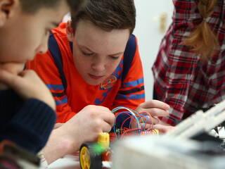 Детский лагерь Табір з робототехніки і 3D-друку Киев, Киевская область