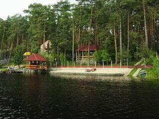 База отдыха Днепровская затока Коробовка, Черкасская область
