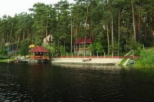 База отдыха Днепровская затока Коробовка