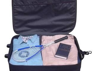 Пластик или ткань — какой чемодан выбрать?