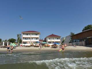 База отдыха Затока отдых 2020 номера у моря 1 линия с удобствами Затока, Одесская область
