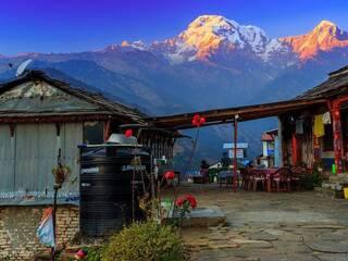 Королевство Бутан — страна, где храмы и древние крепости сочетаются с удивительной природой национальных парков