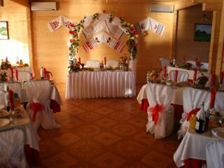 Организация свадьбы в нашем санатории