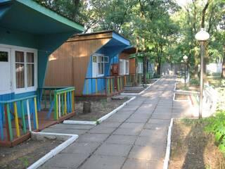 База отдыха Лира Бердянск, Запорожская область