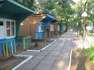 База отдыха Лира Бердянск