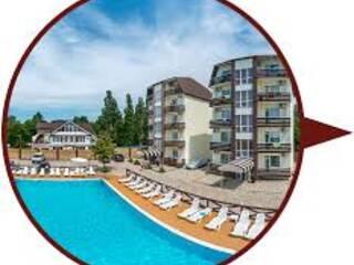 Гостиница Комплекс отдыха BLISS, Железный порт
