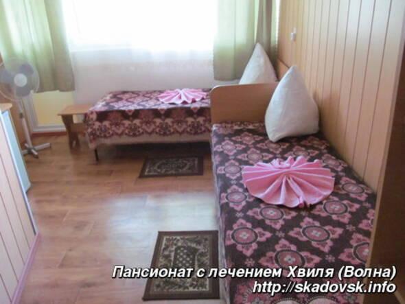 2-Х МЕСТНЫЙ НОМЕР, СТАНДАРТ - Волна