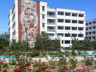 База отдыха Бригантина Счастливцево, Херсонская область