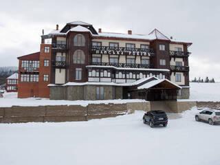 Гостиница Панська Ровинь Мохнатое, Львовская область