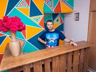 Хостел Motion hostel / Моушн Хостел Одесса, Одесская область
