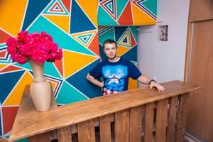 Хостел Motion hostel / Моушн Хостел Одесса