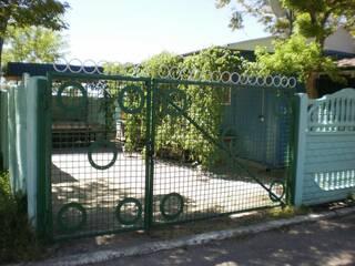 Частный сектор Уютные домики Приморский Посад, Запорожская область