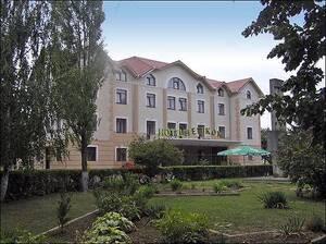 Гостиница Геликон Берегово