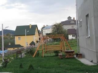 Частный сектор Зелена садиба Сходница, Львовская область
