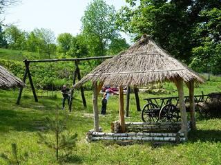 Яскравий заміський відпочинок в гостинній садибі «Родинне гніздо».