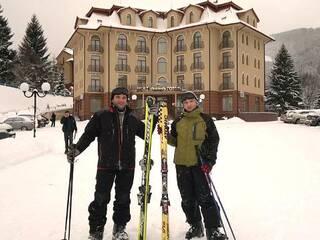 В Пилипце открыто горнолыжный сезон 2013!