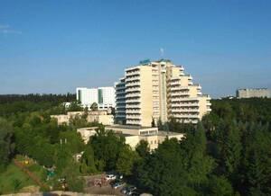 Санаторий Молдова Трускавец