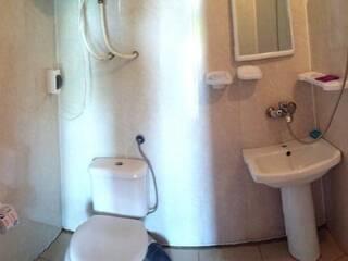 Санузел с душем в каждом номере