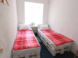 Номер с двуспальной или двумя раздельными кроватями